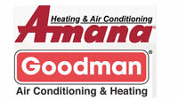 Air Condition and Furnace on Sale From$1500 Include Installation