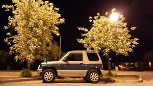 1998 Mitsubishi Other Mini SUV, Crossover
