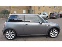 2004 MINI COOPER SUPERCHARGED 163 BHP, MORE POWER THAN THE AVERAGE CAR