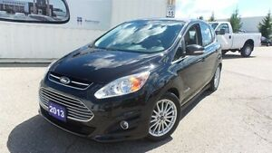 2013 Ford C-Max Hybrid SEL | Lthr | Navi | Glass Roof Kitchener / Waterloo Kitchener Area image 1