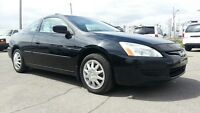 2003 Honda Accord Coupe in good condition, no rust, best price