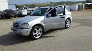 2000 AMG ML55 Low Kms