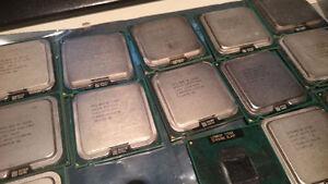 Intel CPUs for Sale!! Core 2 Duo, Core i5, Xeon