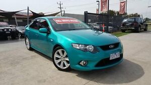 2008 Ford Falcon FG XR6 5 Speed Auto Seq Sportshift Sedan Cairnlea Brimbank Area Preview