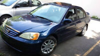 2003 Honda Civic **149000KM** AUTOMATIC
