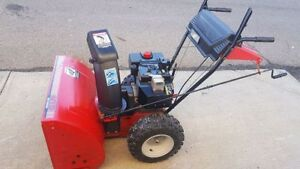 "MTD 10HP - 28"" SNOWBLOWER / SNOW BLOWER - JUST SERVICED!"