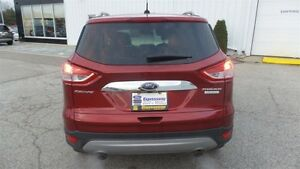 2016 Ford Escape Titanium, Pano Roof, Lthr, Nav Kitchener / Waterloo Kitchener Area image 4