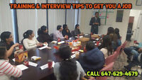 GTA #1 Business Analysis Training, Project CO-OP, Job Assistance