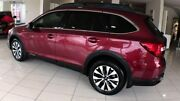 2016 Subaru Outback B6A MY16 2.0D CVT AWD Premium Red 7 Speed Constant Variable Wagon Southport Gold Coast City Preview