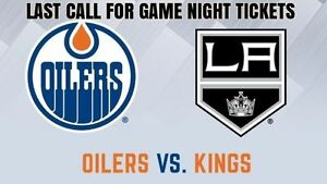 TONIGHT★Edmonton Oilers vs. Los Angeles Kings TUE Mar 28 7PM