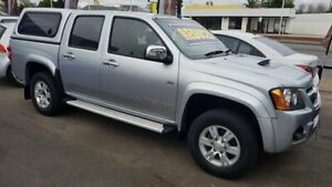 2010 Holden Colorado RC MY10.5 LT-R Crew Cab 5 Speed Manual Utility Prospect Prospect Area Preview