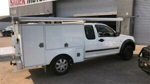 2004 Holden Rodeo RA LX Space Cab 4x2 White 5 Speed Manual Utility Revesby Bankstown Area Preview