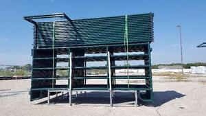 NEW CORRAL PANELS 20FT 9FT 12FT ANIMAL FARM GATE