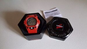 CASIO G- SHOCK MAN WATCH,WATER RESISTANT WITH BOX TOO
