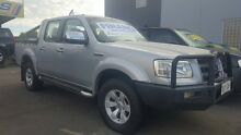 2007 Ford Ranger PJ XLT (4x4) 5 Speed Manual Medindie Walkerville Area Preview