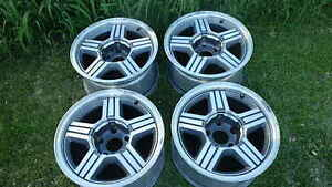 CHEVY S10 XTREME ALLOY WHEELS