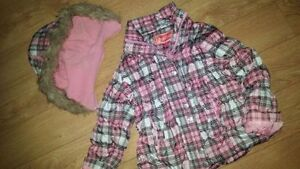 Size 6T Jacket (not sufficient for cold winter)