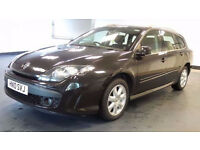 RENAULT LAGUNA 1.5 DYNAMIQUE TOMTOM DCI 5d 110 BHP TIMING BELT CHANGED,PARKING SENSORS SAT NAV