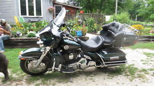 1999 harley-davidson fl-electra glide ultra classic for sale