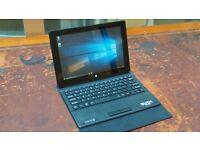 10inch Bush Windows 10 tablet with keyboard