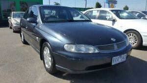 2001 Holden Berlina VX Grey 4 Speed Automatic Sedan Cheltenham Kingston Area Preview