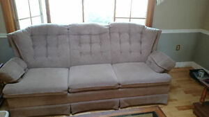 Sklar Peppler couch and rocker swivel $100 OBO