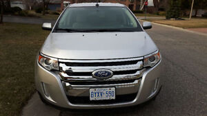 2013 Ford Edge SEL AWD SUV, Crossover