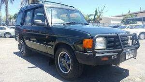 1997 Land Rover Discovery V8i Green 4 Speed Automatic Wagon Enfield Port Adelaide Area Preview