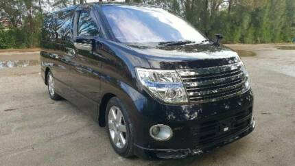 2008 Nissan Elgrand Highway Star E51 Auto 3.5LTR Arncliffe Rockdale Area Preview