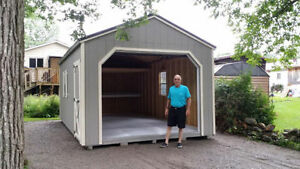 PORTABLE GARAGES | ATV STORAGE | WORKSHOP | GARDEN SHEDS Cornwall Ontario image 8