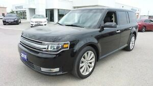 2016 Ford Flex Limited, AWD!