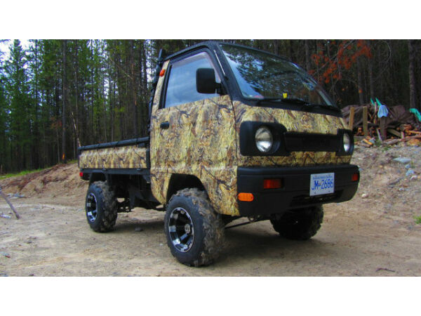 suzuki carry 4x4 for sale canada. Black Bedroom Furniture Sets. Home Design Ideas