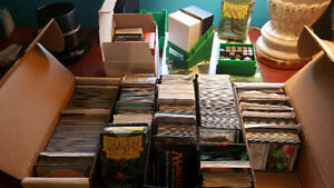 Very large magic the gathering collection