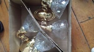 "Beautiful elegant crystal wall sconces 6 "" Dia ...."
