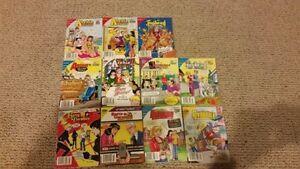 """Archie"" comic books!!!! Perfect condition!"