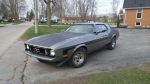 1973 FORD MUSTANG COUPE GRANDE