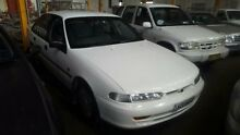 1995 Toyota Lexcen VR CSi White 4 Speed Automatic Sedan Georgetown Newcastle Area Preview