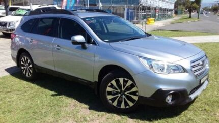 2016 Subaru Outback MY15 2.5I Silver Continuous Variable Wagon Dapto Wollongong Area Preview