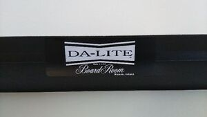 Da-Lite Motorized Projection Screen, Professional Grade Quality