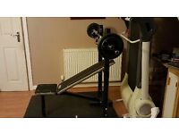 Weights Bench and weights for sale. ��85 for all