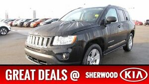 2012 Jeep Compass 4WD NORTH EDITION Accident Free,  Heated Seats