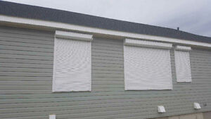 Hurricane Shutters, Security Shutters, Roll Shutters