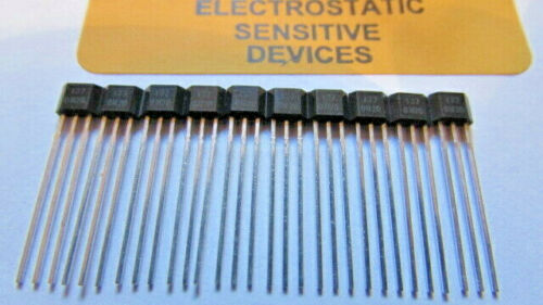 OH137 Unipolar Sensor Hall Effect Switch Circuit 3-pin (10 pieces) USA FREE SHIP