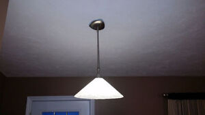 3 Ceiling Lights/Chandalier for Sale