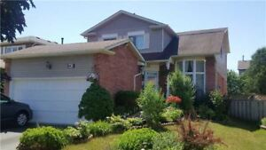 2-Storey Detached Lovely 4 Bdrm Home In Central Ajax