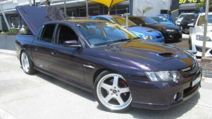 2003 Holden Crewman VY II SS Cosmos 4 Speed Automatic Crew Cab Utility