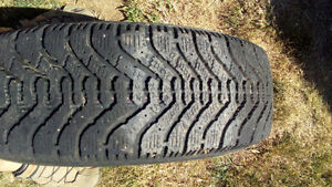 Goodyear Snow Tires fit Hyundai Accent