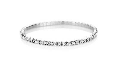 Swarovski Elements Single Tier Austrian Crystal Bracelet - The Perfect Gift!