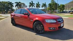 2013 Holden Berlina VE II MY12.5 Red 6 Speed Sports Automatic Sedan