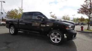 2015 Dodge Power Ram 1500 Pickup Truck